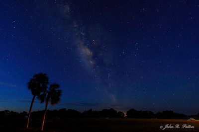 Everglades Milky Way 3