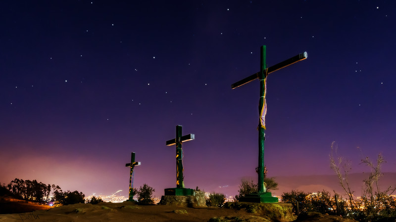 Crosses of Cusco