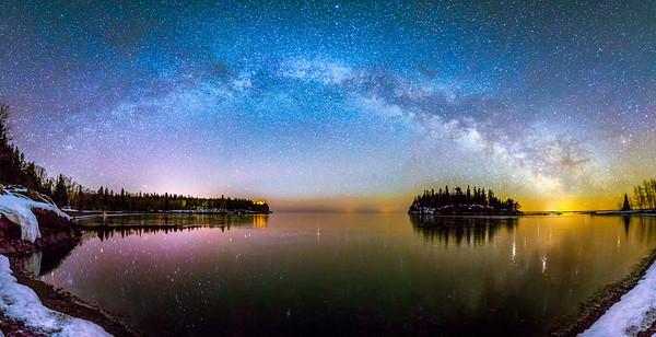 March Milky Way