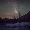 String Lake Milky way...