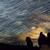 Star Trails Over Utah