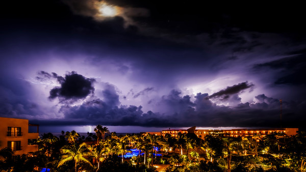 Akumal at Night