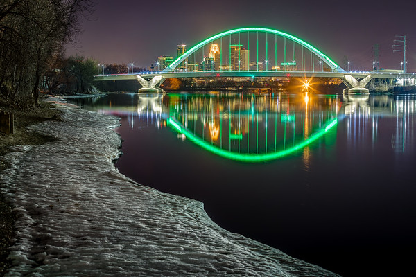 St. Patrick's Day at the Lowry