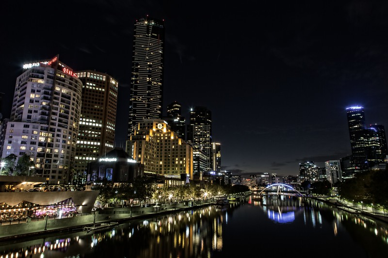 Southbank Night