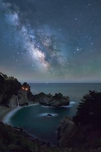 McWay Falls - California