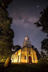 Skirsnemunės evangelikų bažnyčia, Lituania