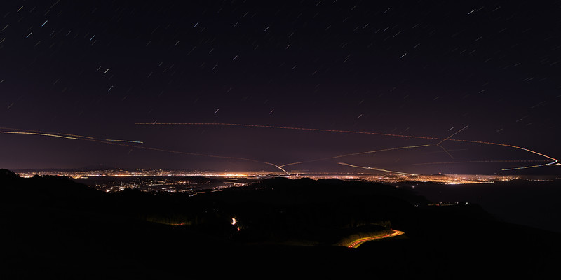 Bay Area at Night, Four Minutes