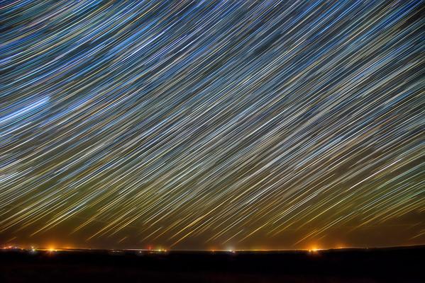 Stars Over Dry Island