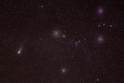 Comet 21:P Giacobini-Zinner
