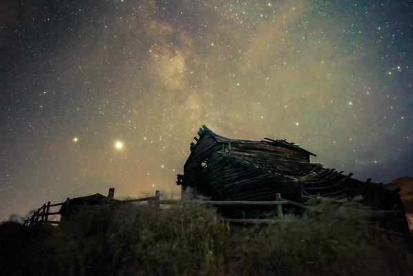 Starlight Over Haynes Ranch
