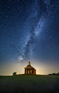 Arvonia KS - Milky Way Portrait