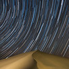 Sand Dune Star Trails