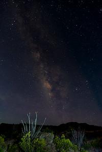 Milky Way, Big Bend NP.