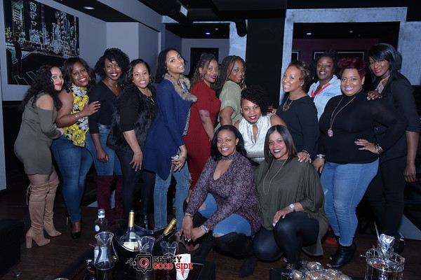 ALLURE LOUNGE PISCES VS EVERYBODY