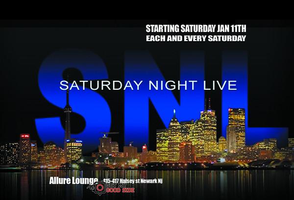 Saturday Night Live Events