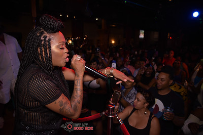 LIL MO PERFROM LIVE @ ATMOSPHERE