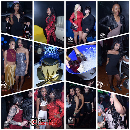 NYE 2017 @Bliss Lounge