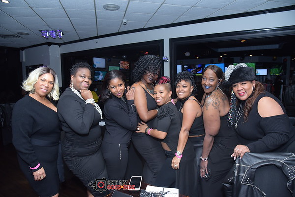 All Black Affair/MONEYTRAINENT