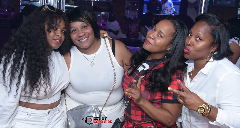 All White affair @bamboleonightclubnj