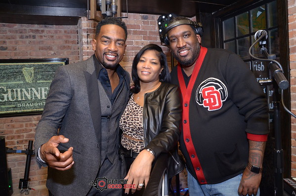 Bill Bellamy/MsMoody Celebrity After Party
