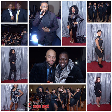 THE OFFICIAL 10th ANNUAL ALL BLACK/BLACK TIE CAPRICORN BIRTHDAY SOIREE