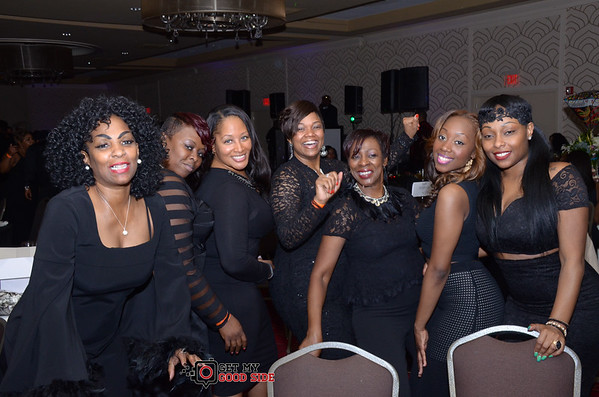 THE OFFICIAL 9TH ANNUAL ALL BLACK/BLACK TIE CAPRICORN BIRTHDAY SOIREE