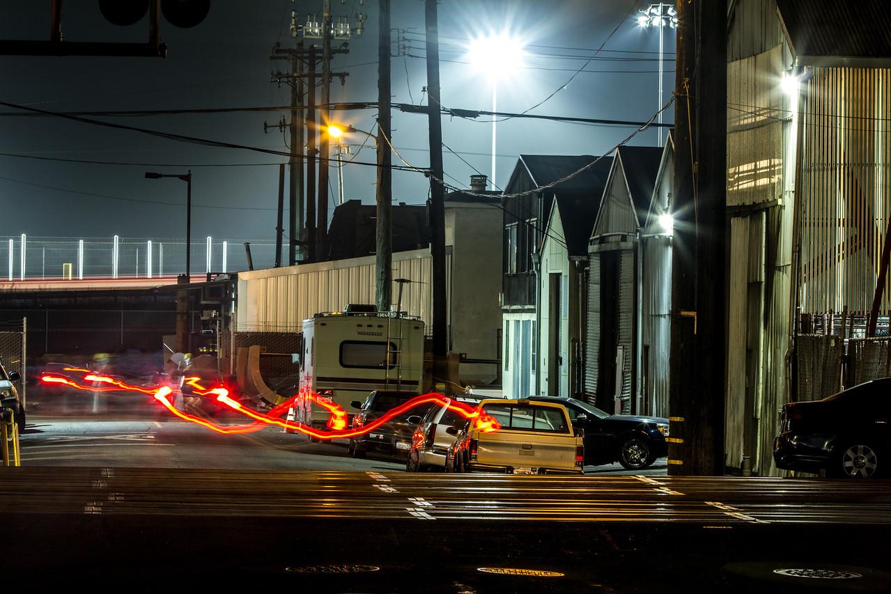 Exit The Dragon — Camelia Street, West Berkeley