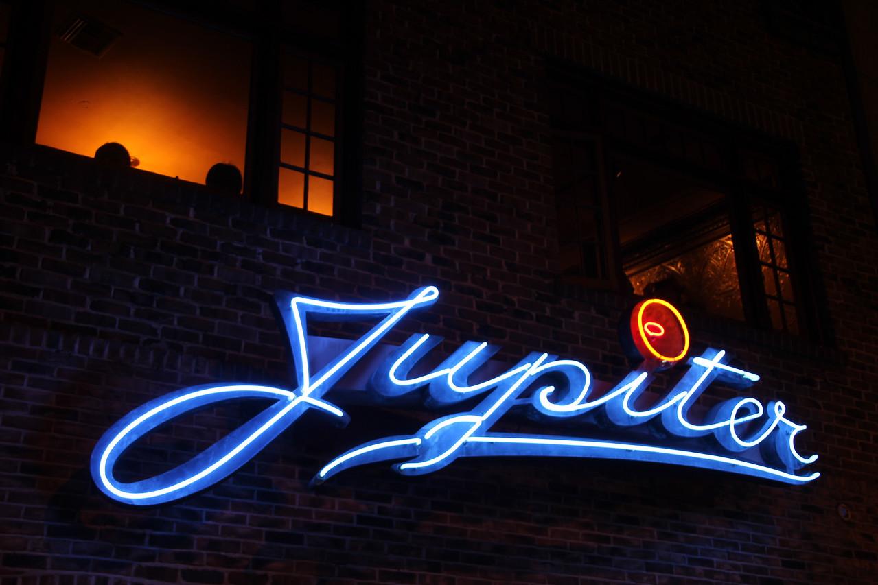 Jupiter Beer Pub — Downtown Berkeley