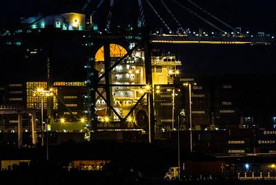 Port Of Oakland — Moon Loading
