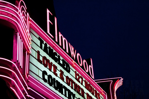 Elmwood Theater — Berkeley's Elmwood Neighborhood