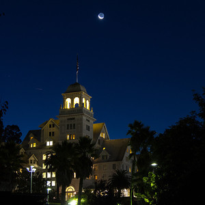 Claremont Hotel and Spa — Crescent Moonrise