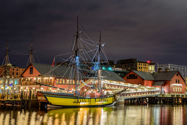 Boston Tea Party Ship and Museum
