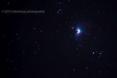 Great Nebula of Orion