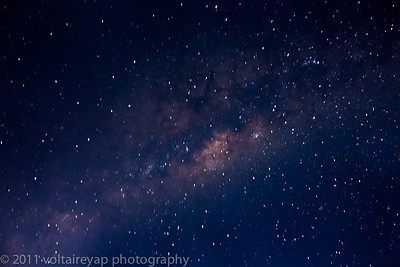 Milky Way  Sugar Beach Flic en Flac Mauritius May 2011