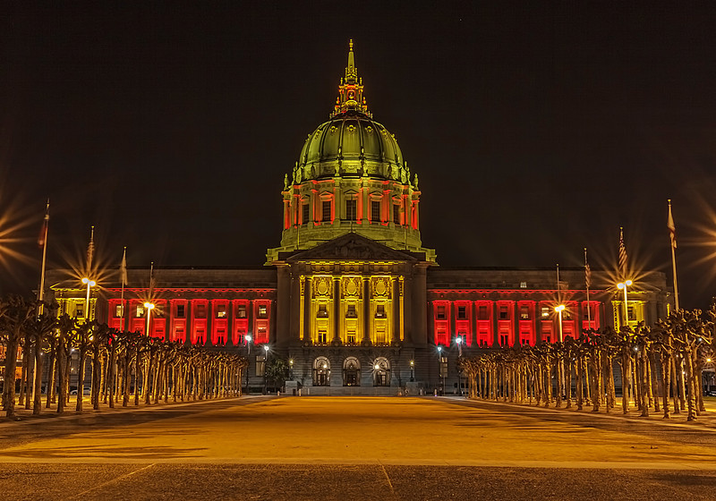 San Francisco City Hall - Team Spirit