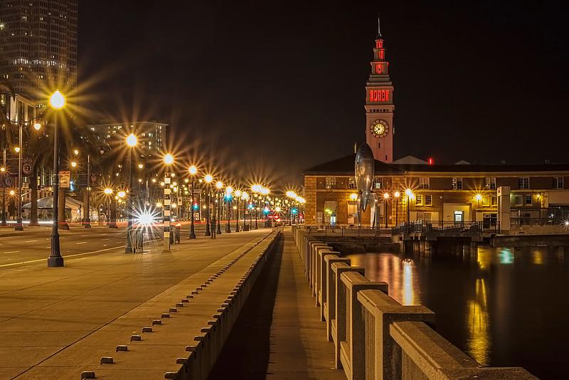 Embarcadero & Ferry Building