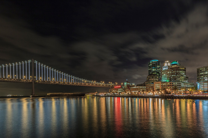 The Bay Bridge