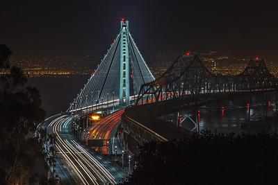 Eastern Span Oakland Bay Bridge