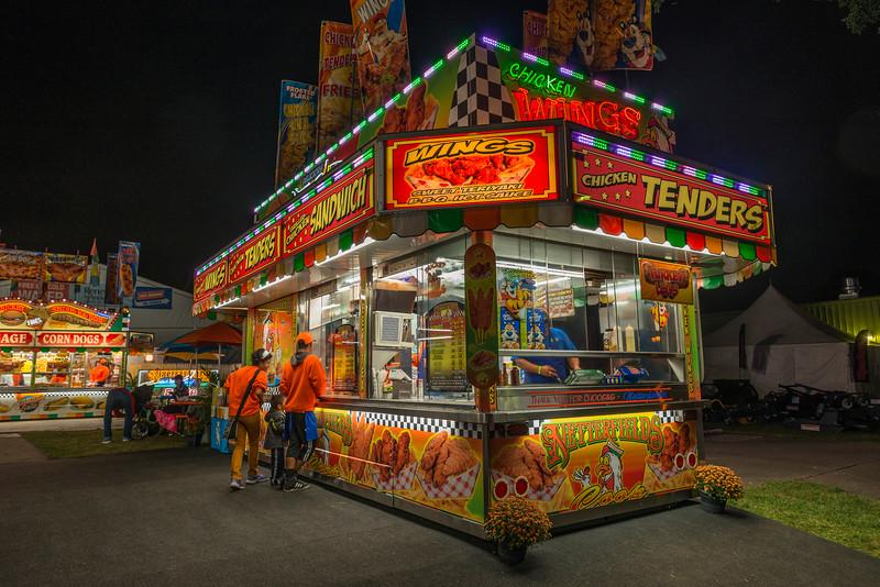State Fair vendor