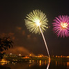 MNGN-12069: Fireworks over Arbor Lake
