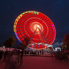 The Big Wheel in red