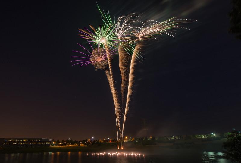 Maple Grove Fireworks