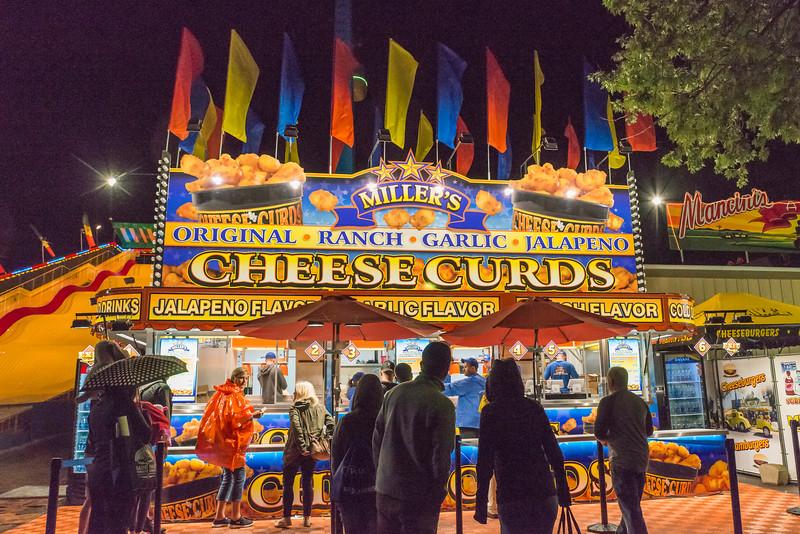 Cheese Curds anyone?