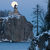 MNWN-9089: Full moon at Splitrock Lighthouse