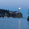 MNWN-9094: January full moon at Splitrock State Park