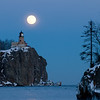 MNWN-9096: Winter at Splitrock Lighthouse State Park