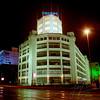Witte Dame (Philips Lighting headquarters) at night