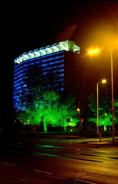 Hoofdkantoor van Philips Nederland / Headquarters of Philips Netherlands (Boschdijk, Eindhoven)