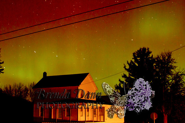 Northern Lights 10-24-2011
