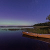 Northern Lights and Wenonah Canoe